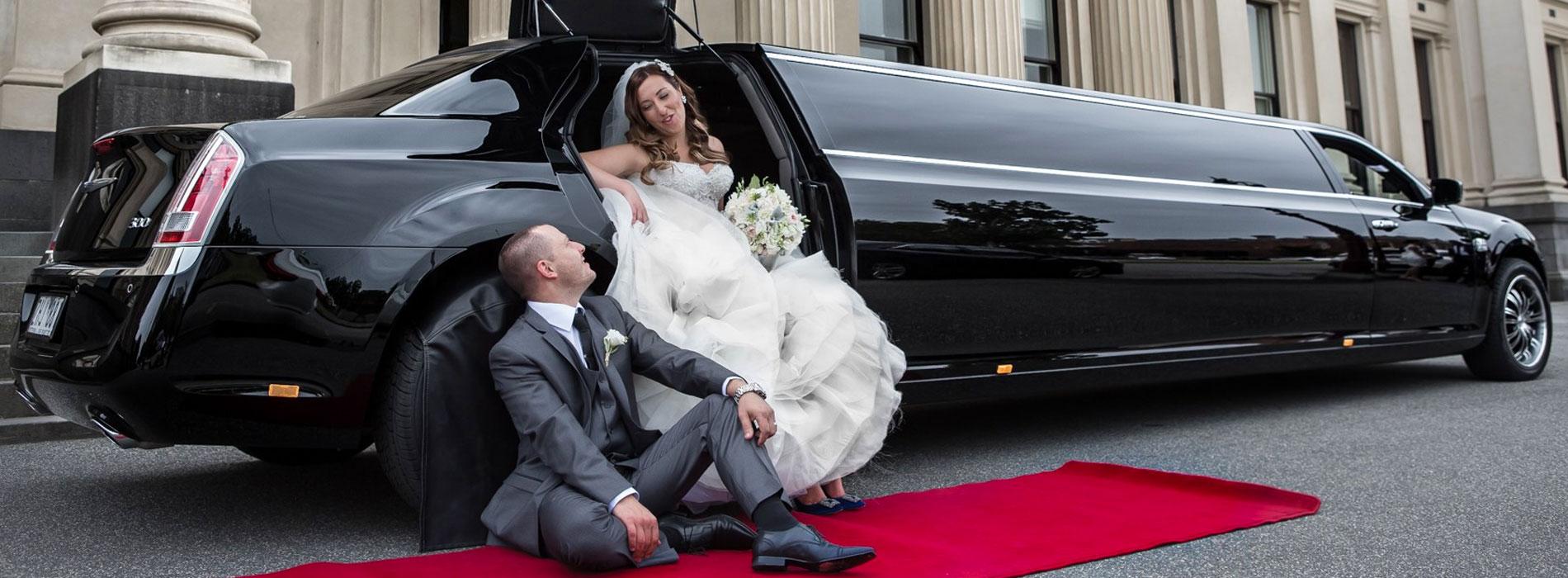 Wedding Limousines Las Vegas