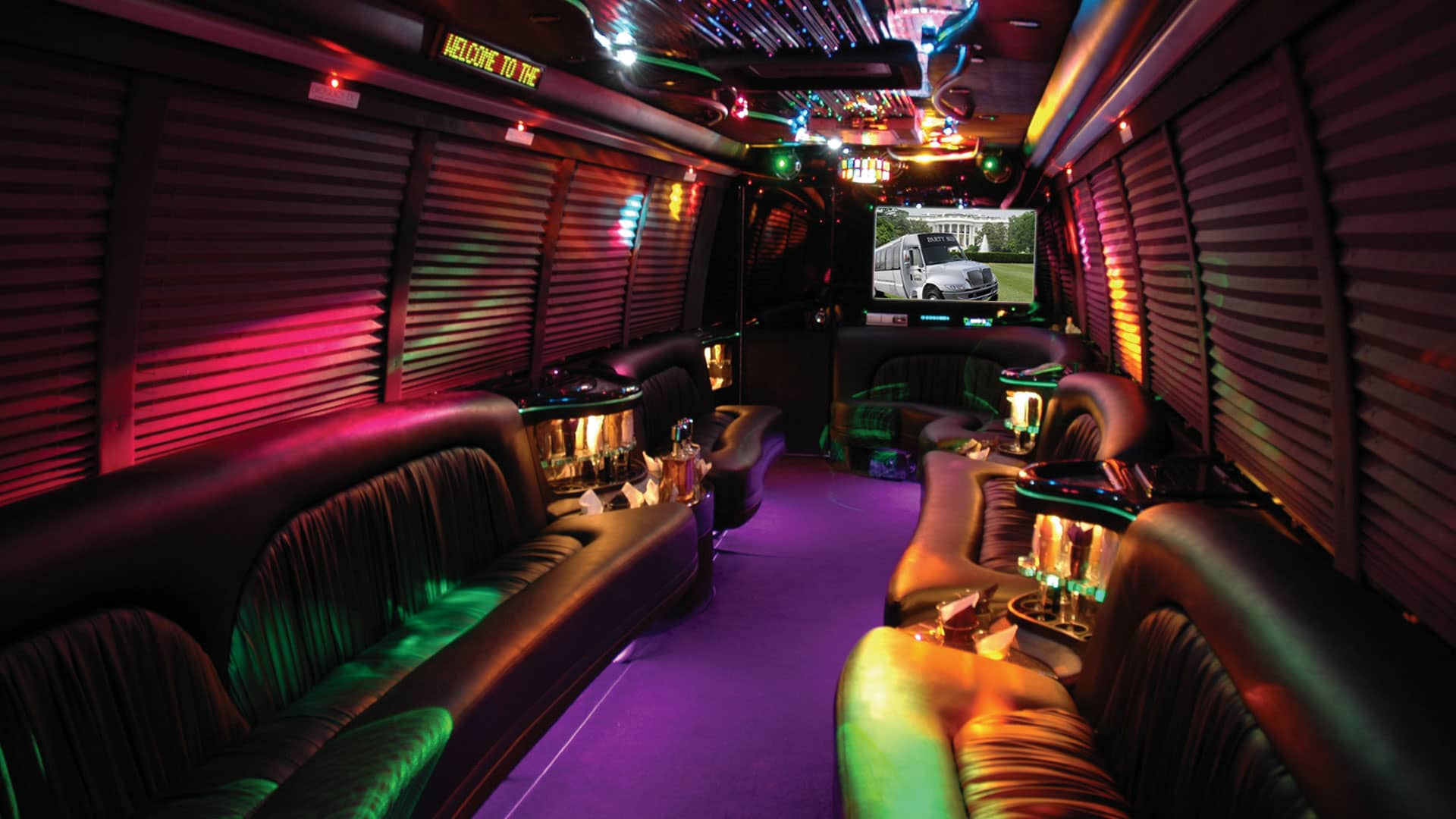 Party Bus Ride – A Unique Birthday Gift
