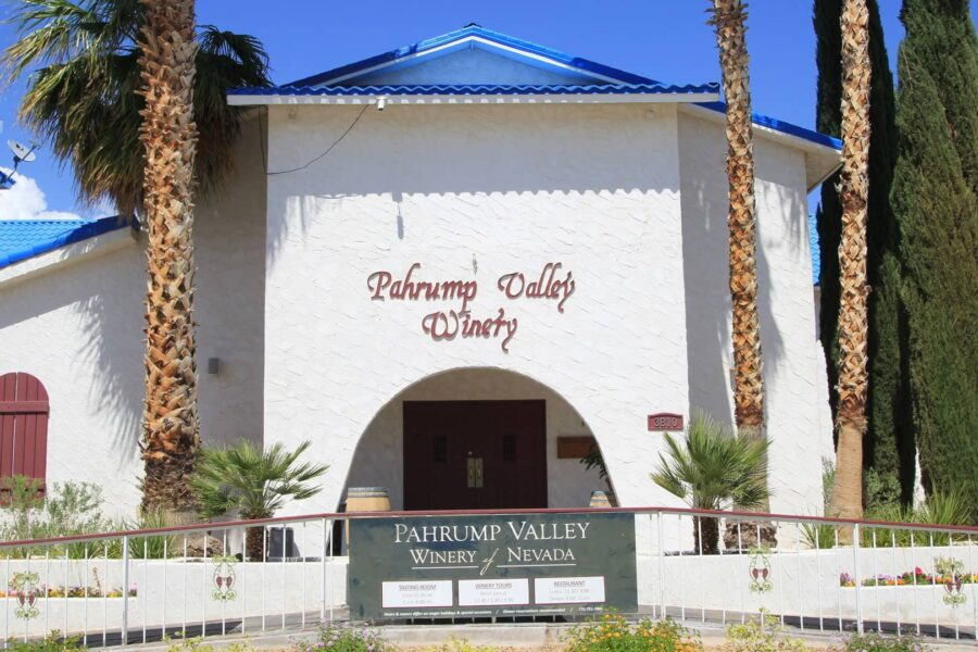 Winery Tours in Las Vegas