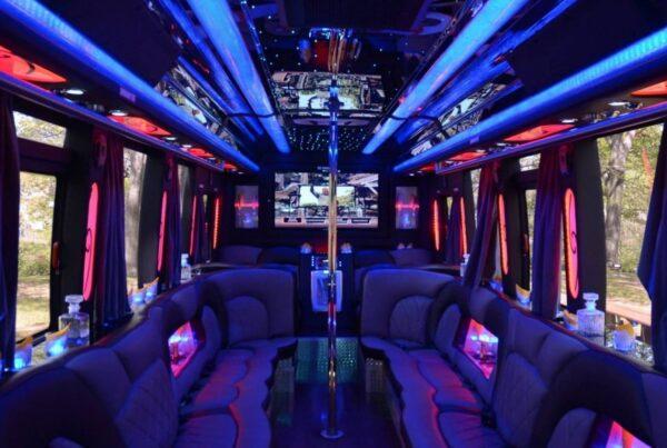 party bus rental las vegas
