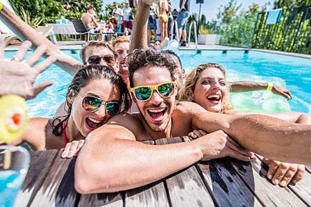 Las Vegas Pool Parties & Dayclubs